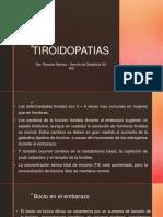 TIROIDOPATIAS