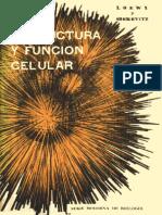 Loewy Y Siekevitz - Estructura Y Funcion Celular.pdf