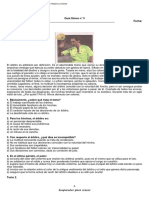 Guía n°4 Segundo Textos discontinuos