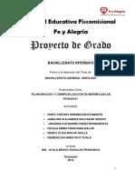 PROYECTO DE MERMERLADA DE PITAHAYA