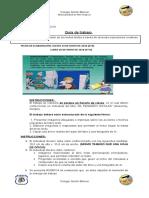 Guía de Trabajo de Individual y Rúbrica Asociada 5º