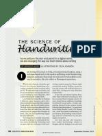 The SCIENCE of Handwriting_Sam Keim
