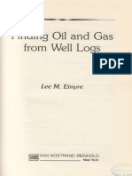 Finding Oil and Gas From Well Logs
