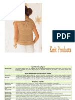 Knit Product List