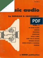 Basic Audio - Vol 1 - Norman Crowhurst (1959).pdf