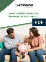Guía_ Cómo empezar la educación financiera de los hijos