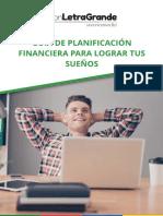 Guía de planificación financiera para lograr tus sueños
