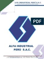 Brochure Alfa Industrial .