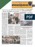 Balmazújváros újság - 2005 szeptember