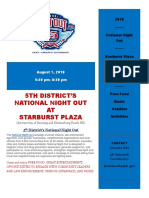 National Night Out Flyer 2018 08 07