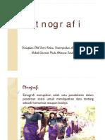 Etnografi Gema