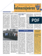 Balmazújváros újság - 2006 február