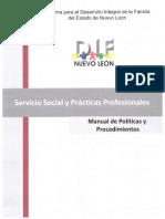 Servicio Social y Practicas Profesionales