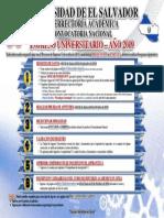 Información ingreso 2019