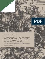 M. James Penton-Apocalypse Delayed_ the Story of Jehovah's Witnesses-University of Toronto Press (2015)