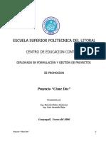 Proyecto Cisne Dos CEC