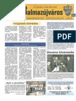 Balmazújváros újság - 2006 július