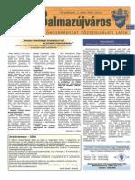 Balmazújváros újság - 2006 június