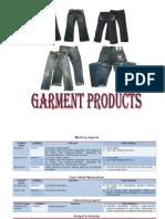 Garment PROCESSING  Speciaities