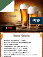 Ponencia Cerveza