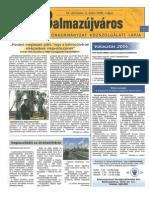 Balmazújváros újság - 2006 május