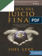 El Dia Del Juicio Final - Joel Levy