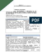 Ficha Categorizacion Socioambiental