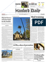 The Stanford Daily, Sept. 30, 2010