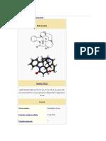 Estricnina y Anfetamina