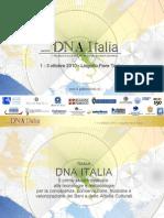 Presentazione Dna Italia