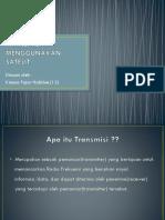 Dokumen.tips Komunikasi Data Melalui Satelit