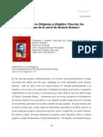 Cuadernos de la cárcel de Antonio Gramsci