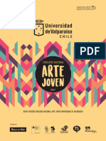 Bases Arte Joven 2017