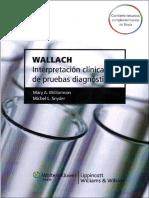 Interpretacion clinica de Pruebas diagnosticas