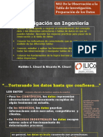 Diapositivas seminario Tabla de Investigación