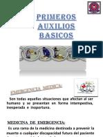 (1)Primeros Auxilios Basicos
