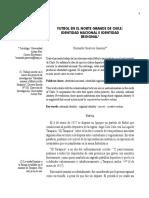 Bernardo Guerrero - Fútbol en El Norte Grande de Chile. Identidad Nacional e Identidad Regional