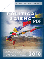 Political Science 2018 Catalog