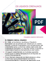 1.7 - Polimeros Liquidos Cristalinos - 2018
