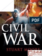 Civil War - Stuart Moore.epub