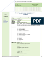 EMENTA - PSICOMETRIA