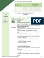 EMENTA - PSICOPATOLOGIA 1