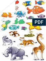 Gambar Ikan Dan Haiwan