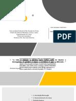 Modelo de Slide Para Seminários Florbela Espanca Fanatismo-1