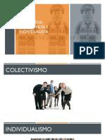 Perspectiva Colectivista e Individualista