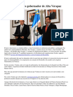 Noticias Alta Verapaz