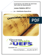 Ppc Musica Licenciatura