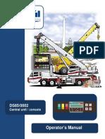 DS85 Operators Manual Skyazul
