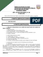 Projeto Pedagógico Do Curso de Adaptação de Cabos Pmpa