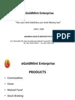 Unlicensed EGoldMint Enterprise1